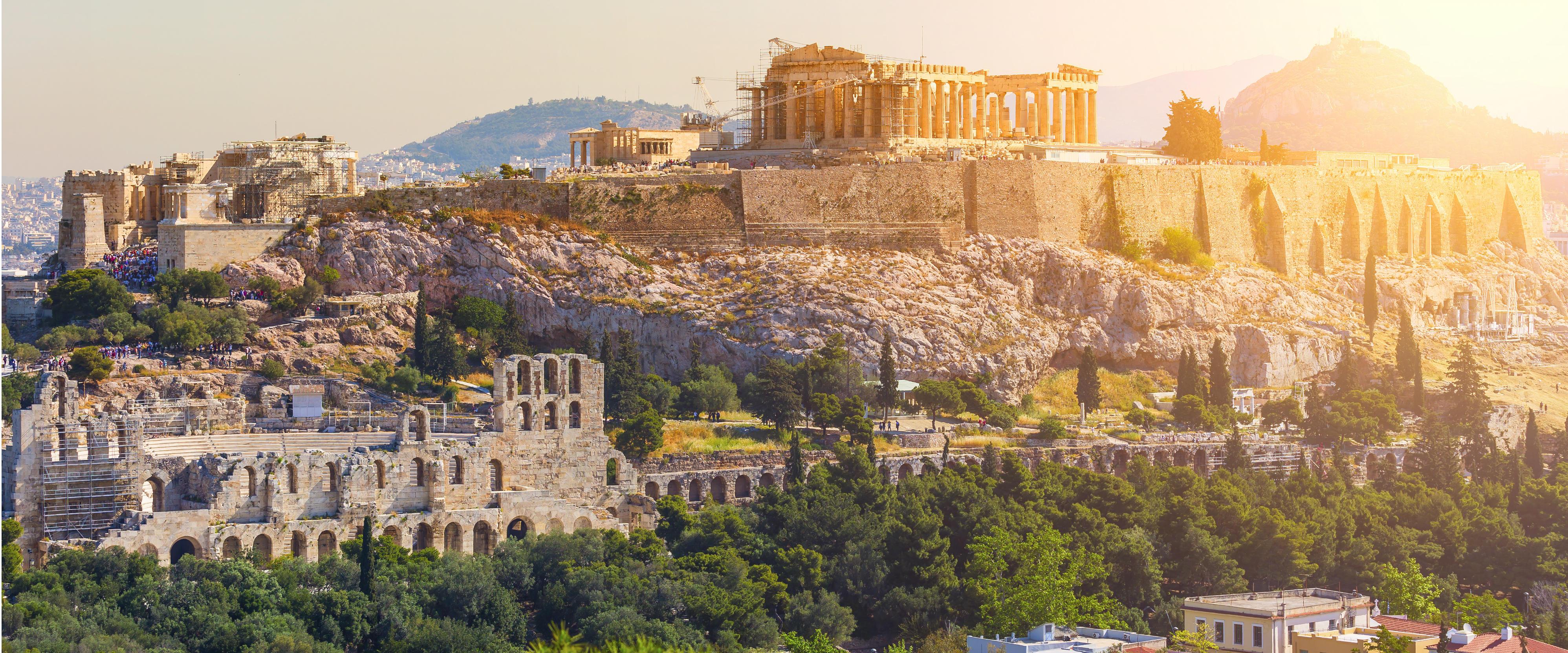 Grecia. Pe urmele zeilor din Olimp