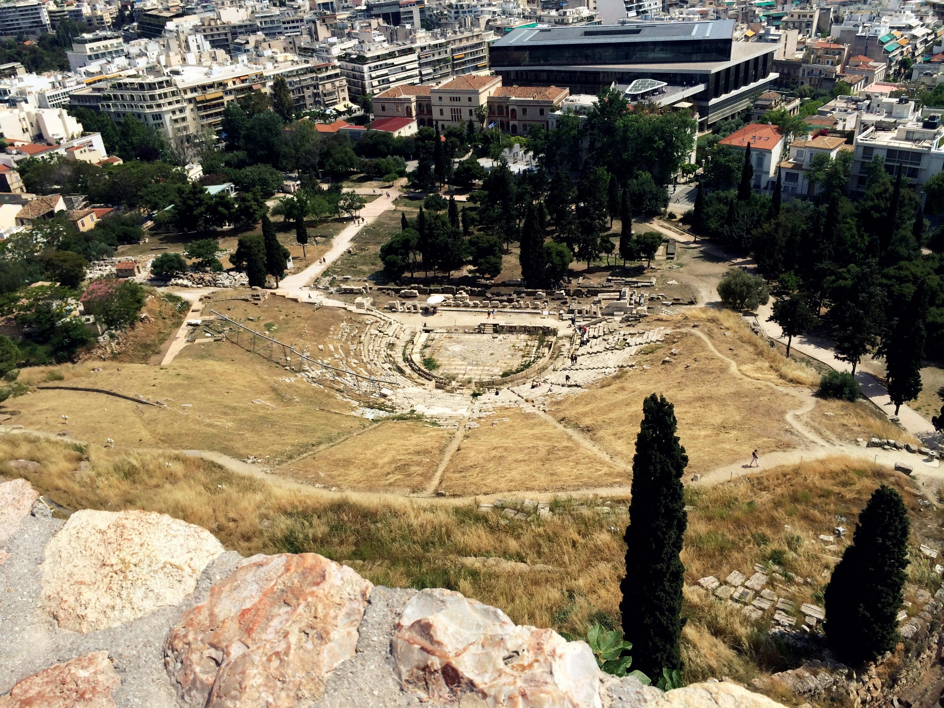 Grecia.Pe urmele zeilor din Olimp