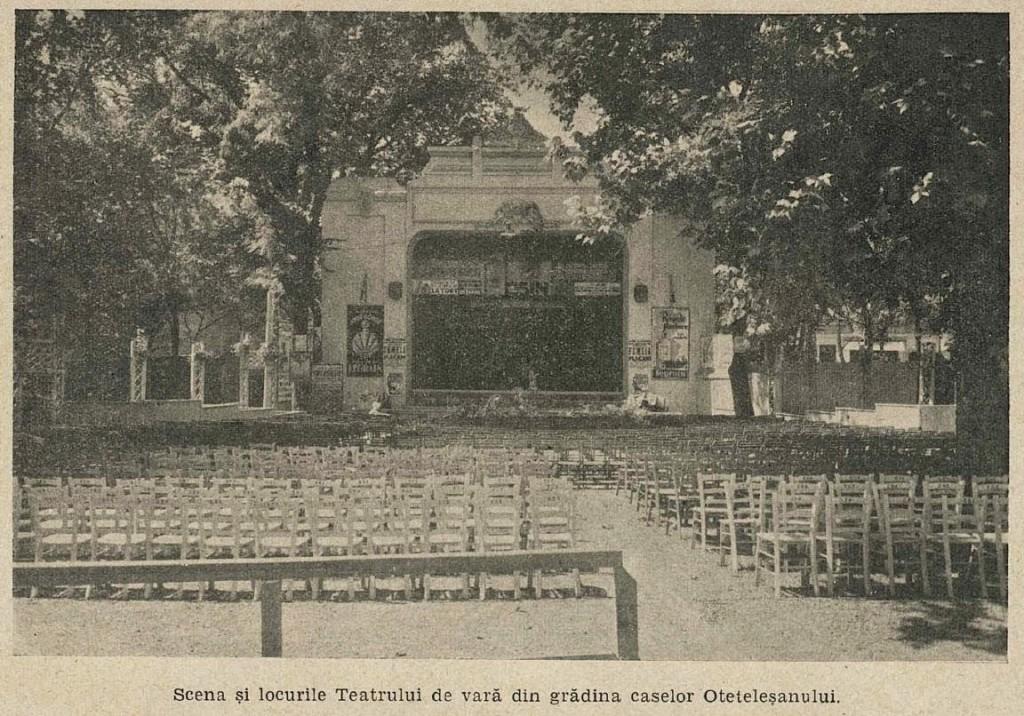 Istoria Targului si a Restaurantului Otetelesanu