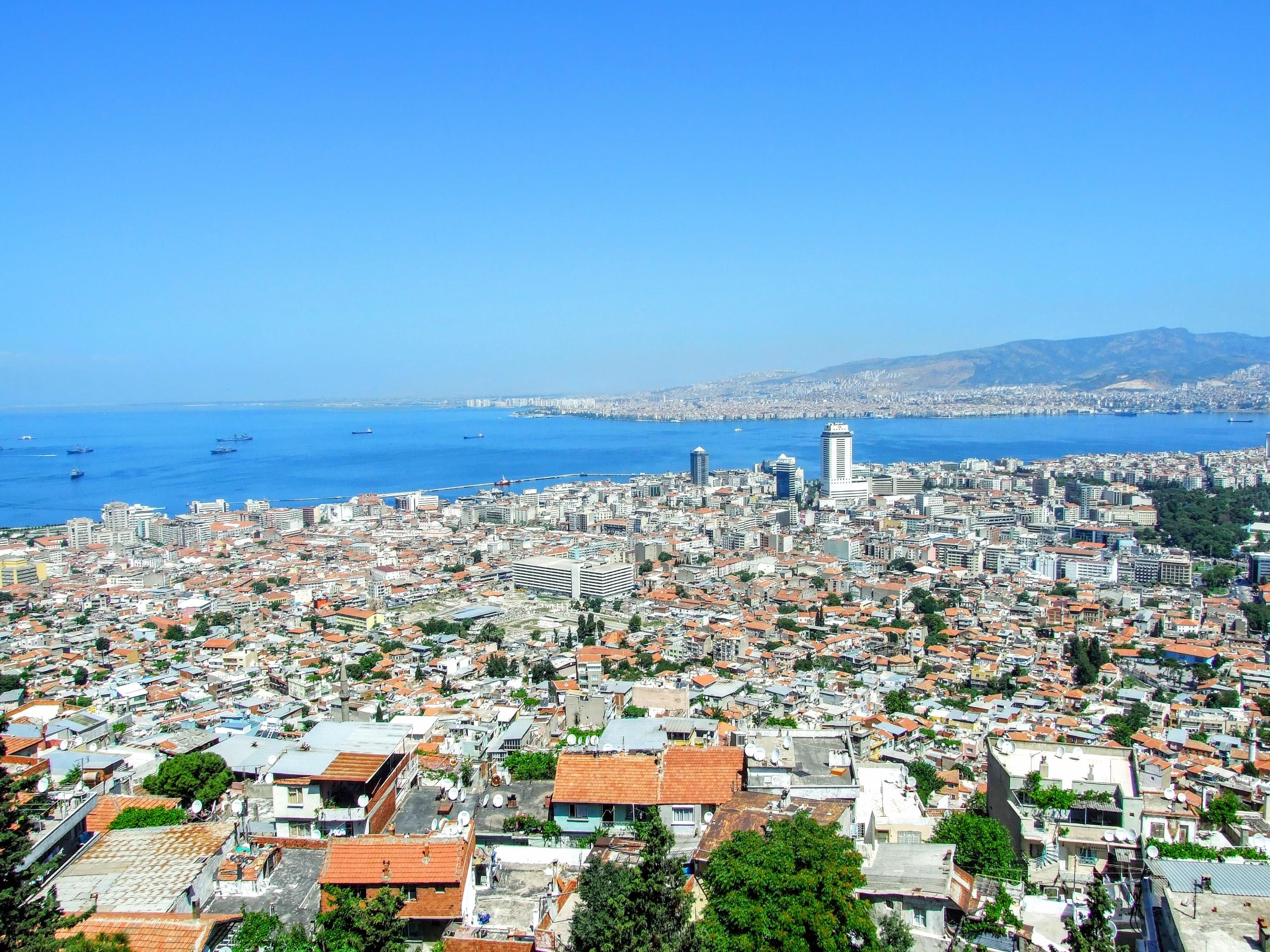 Izmir – Al treilea mare oras al Turciei