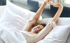 Pasi de urmat pentru un somn linistit